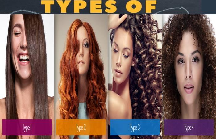 curl type