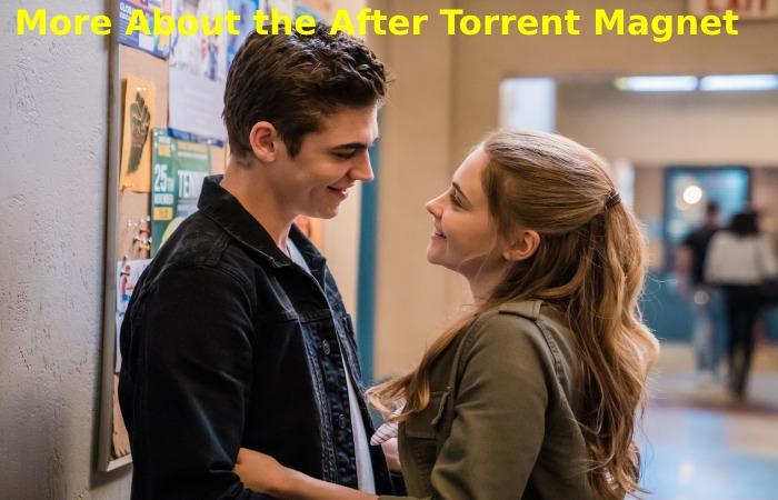 after torrent magnet